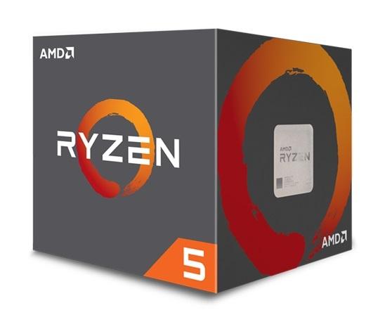 Cyberpuerta: Procesador AMD Ryzen 5 1600, S-AM4, 3.20GHz, Six-Core (más envío)