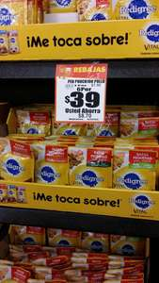 Walmart: Alimento Pedigree Vital 6 x 39 pesos
