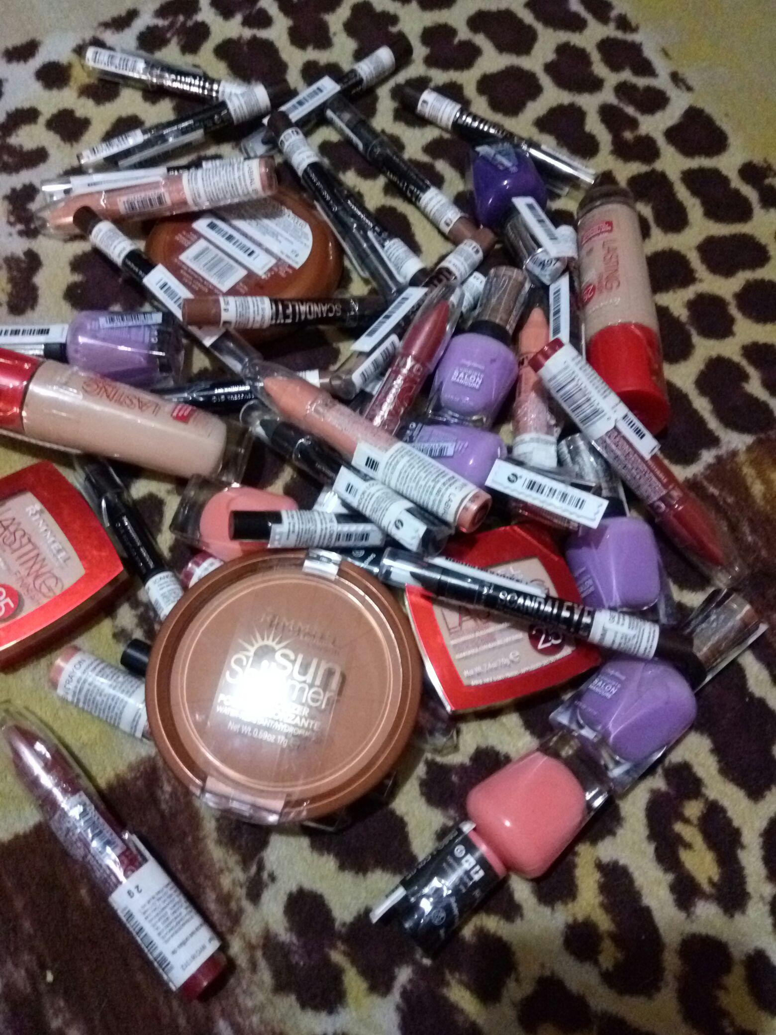 Chedraui Coapa CDMX : cosméticos RIMMEL