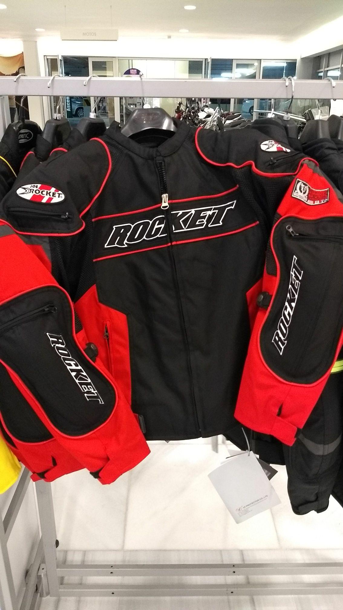 Liverpool: Chamarra de motociclsta Joe Rocket 50%