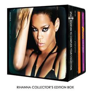 Amazon: Rihanna's - 3 CD Collector's Set