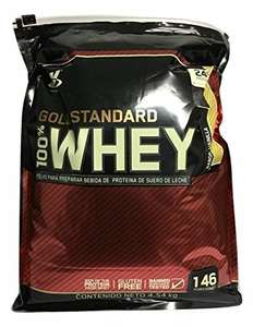 Amazon: Optimum Nutrition 100% Whey Gold Standard Chocolate, 10 lb