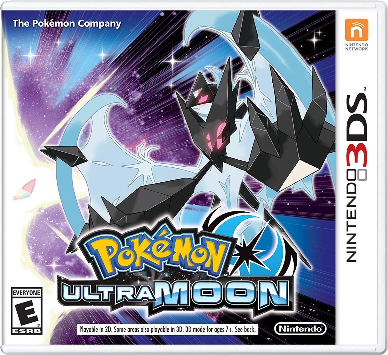 Amazon: Pokémon Ultra Moon para Nintendo 3DS