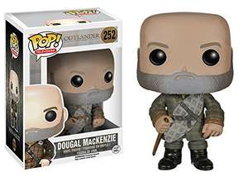 Amazon:  FUNKO POP! Outlander - Dougal Mackenzie a MITAD DE PRECIO!!!