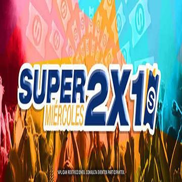 SuperBoletos: Super Miércoles 2x1
