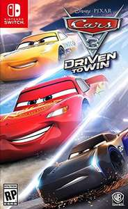 Amazon: Cars 3 driven to win switch