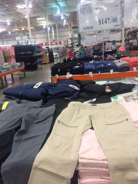 Costco Celaya: pantalones Cortos en 147.00