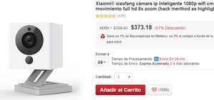 lightinthebox: Xiaomi camara IP vigilancia