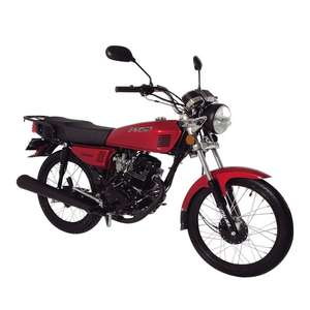Elektra: Italika FT 125 moto tortillera