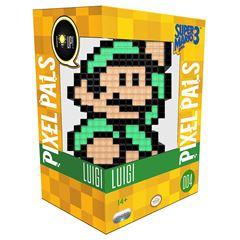 """Sanborns: Pixel Pals Luigi """"Super Mario 3"""""""