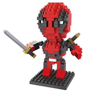 GearBest: Deadpool armable-Educational Building Blocks