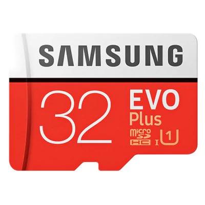 Gearbest: Memoria de 32G Samsung Evo plus