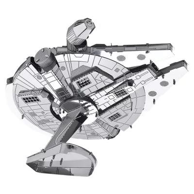 GearBest: Millennium Falcon 3D Metallic Puzzle  -  SILVER