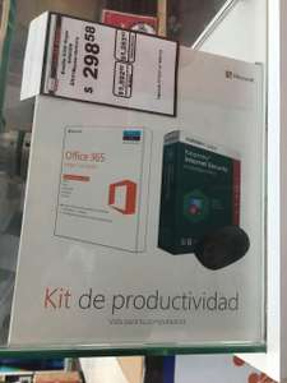 Office 365 Hogar + Antivirus + Mouse en Chedraui Selecto, Villahermosa, Tabasco.