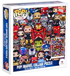 Amazon: Marvel Funko Pop Rompecabezas (1000 piezas)