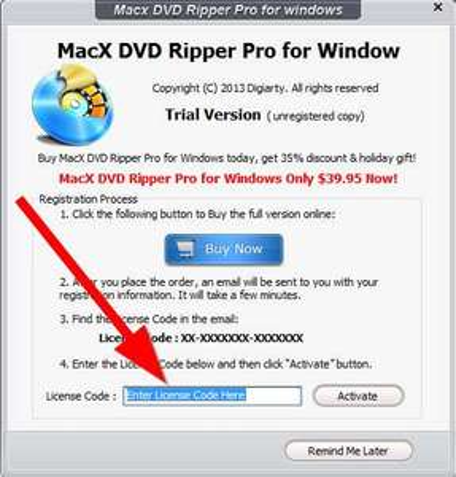MacX DVD Ripper Pro gratis