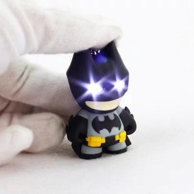 Gearbest: Llavero batman con led y sonido en tan solo 17.21 pesos.