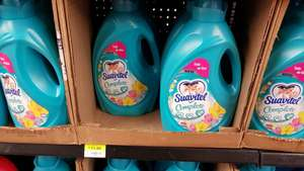 Walmart Patio Santa Fe: Suavitel 3 lts 2x$99