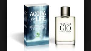 Suburbia: Acqua di Gio 200ml $1,485