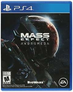 Amazon: Mass Effect Andromeda PS4