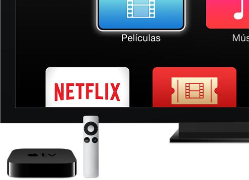 Tienda Apple: baja de precio el Apple TV