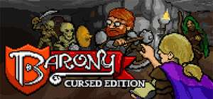 Fanatical: Barony Cursed Edition (PC) (Steam)