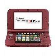 El Palacio de Hierro: New Nintendo 3DS XL color rojo
