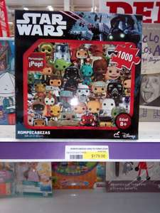 Office Depot: Star wars rompecabezas