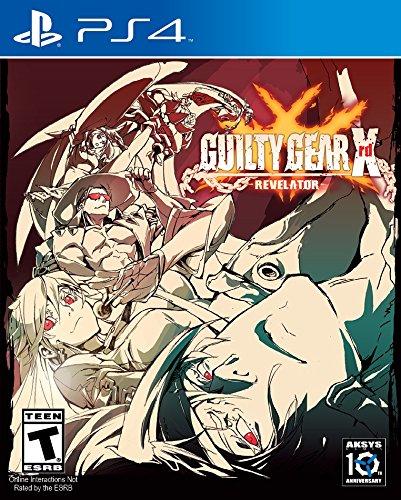 Amazon USA: Guilty Gear Xrd -Revelator- PlayStation 4