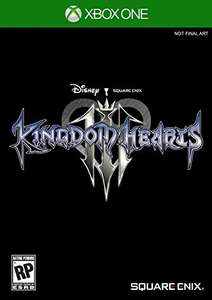 Amazon: Kingdom Hearts 3, PREVENTA