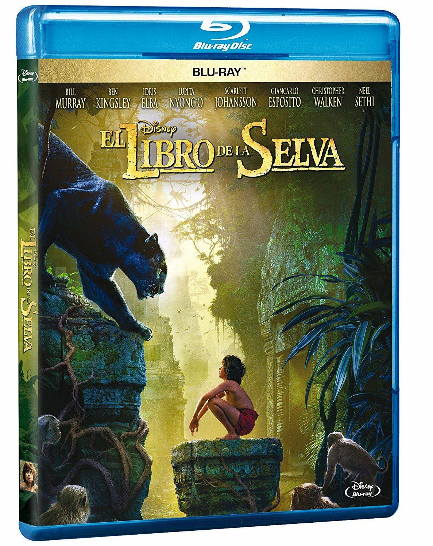 Amazon: El Libro de la Selva [Blu-ray]