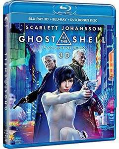Amazon: Ghost in the Shell Blu-ray 3D