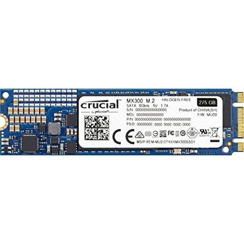 Amazon: SSD M.2 2280 Unidad de estado sólido SSD Crucial MX300 M.2 275GB - CT275MX300SSD4