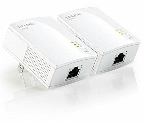 Amazon: TP-LINK Powerline Básico Adaptador de Red de hasta 200Mbps