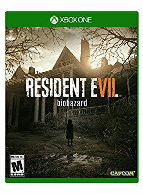Amazon: Resident Evil 7 para Xbox One