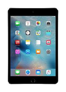 Amazon: Apple IPAD 4 mini 128 GB 8,299.00 precio normal 10,514.70, Aplica PRIME