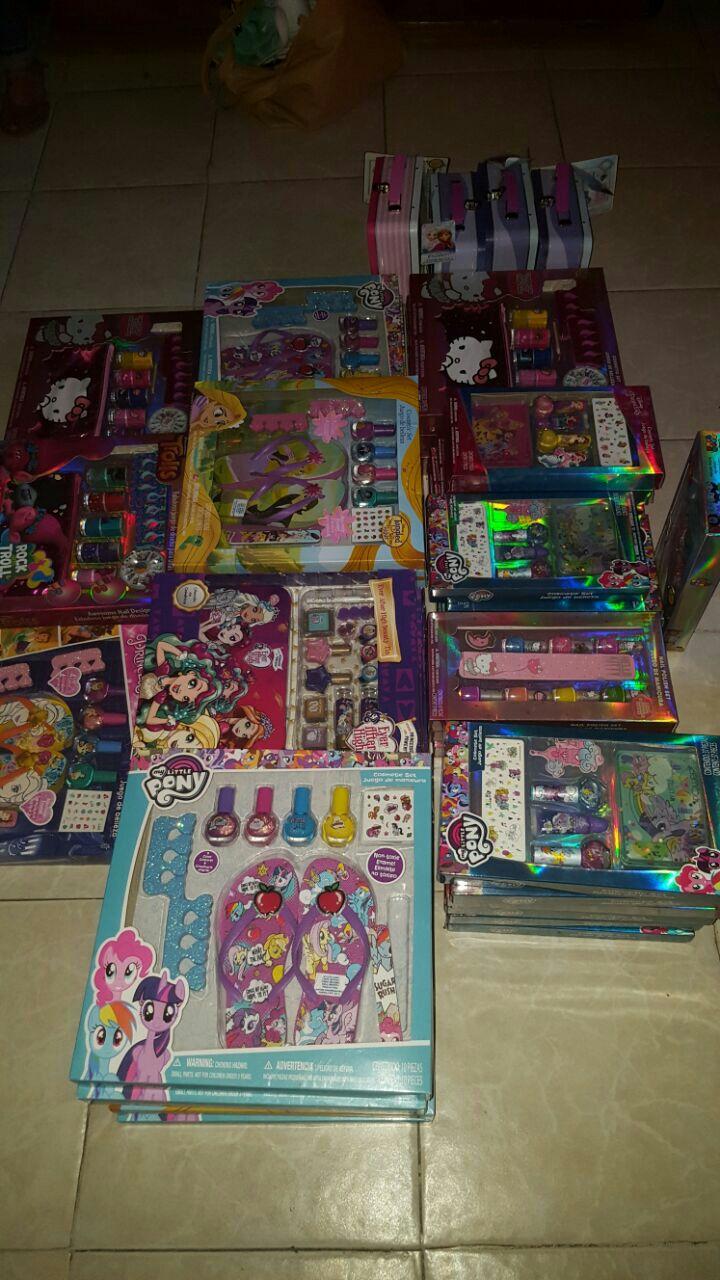 Walmart: liquidación de Juegos de belleza para niñas