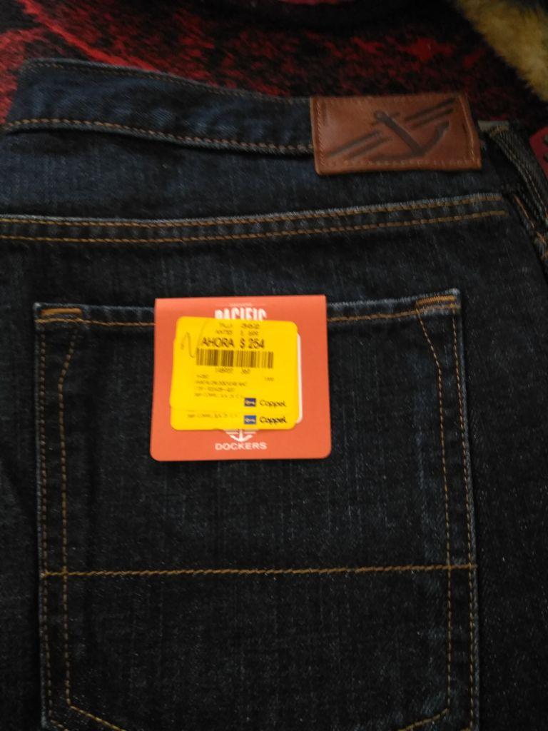 Coppel: pantalones Dockers a $254