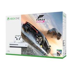 Sam's Club: Consola Xbox One S 1 TB Forza Horizon 3