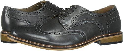 Amazon: Zapatos Madden Gris Oxford Talla 8mx Prime
