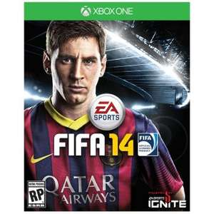 Linio: FIFA 14 para Xbox One $120 (digital)