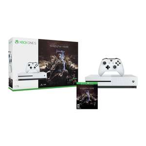 Sam's Club: Xbox One S 1TB + Middle Earth: Shadow of War