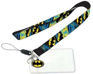 Amazon: Lanyard de Batman para un buen Godinez