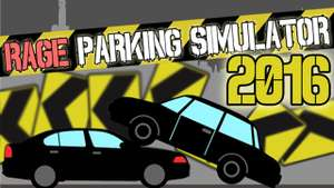 IndieGala: Rage Parking Simulator 2016 (STEAM) GRATIS