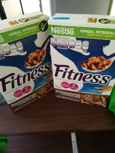 Cereal Fitness 760g.