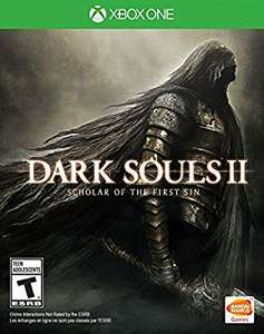 Amazon: Dark Souls II: Scholar of First Sin - Xbox One