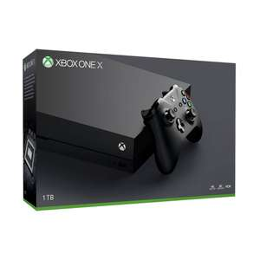 Sam's Club: Consola Xbox One X 1TB