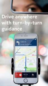 HERE Maps (antes Nokia Maps) ahora para iPhone sin costo