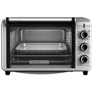 Walmart: Horno eléctrico black and decker a $575.03