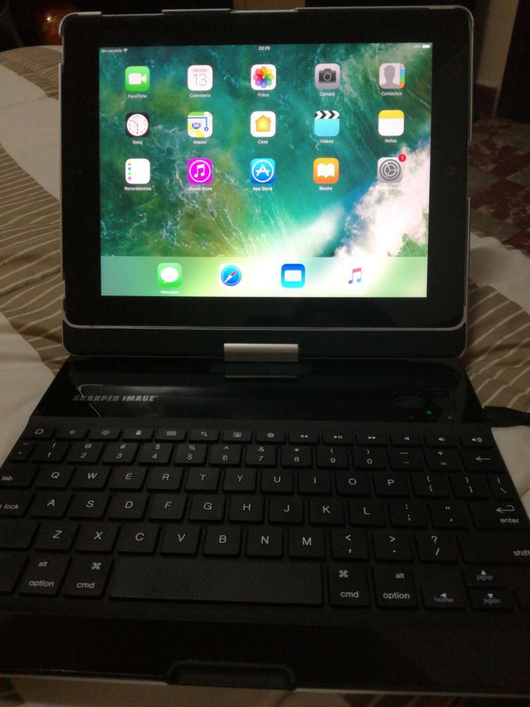 Suburbia: Teclado para iPad a $249